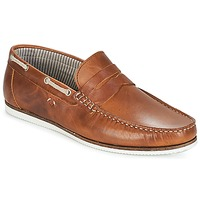 Παπούτσια Άνδρας Boat shoes André FREGATE Brown