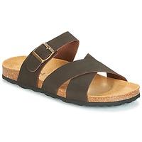 Παπούτσια Άνδρας Σανδάλια / Πέδιλα André MAUX Brown