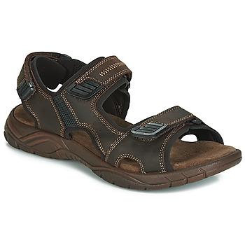 Παπούτσια Άνδρας Σανδάλια / Πέδιλα André MIAMI Brown
