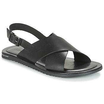 Παπούτσια Άνδρας Σανδάλια / Πέδιλα André SILVIO Black