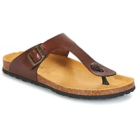 Παπούτσια Άνδρας Σαγιονάρες André MARAIS Brown