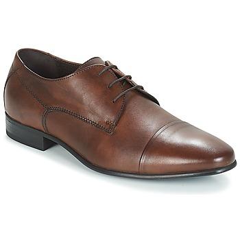 Παπούτσια Άνδρας Derby André MORGANI Brown