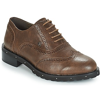 Παπούτσια Γυναίκα Derby Chattawak AMELIA Brown