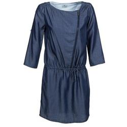 Υφασμάτινα Γυναίκα Κοντά Φορέματα Chipie JULIETTE Μπλέ