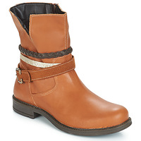 Παπούτσια Κορίτσι Μπότες Citrouille et Compagnie FURAMO Camel