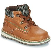 Παπούτσια Αγόρι Μπότες Citrouille et Compagnie JOBA Brown