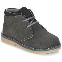 Παπούτσια Αγόρι Μπότες Citrouille et Compagnie JUSSA Grey