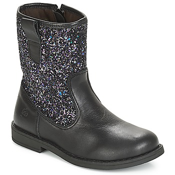 Παπούτσια Κορίτσι Μπότες Citrouille et Compagnie JUCKER Black