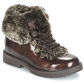 Παπούτσια Κορίτσι Μπότες Citrouille et Compagnie JITTER Brown