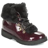 Παπούτσια Κορίτσι Μπότες Citrouille et Compagnie JUTTER Maroon / Vernis
