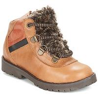 Παπούτσια Αγόρι Μπότες Citrouille et Compagnie JODILAEM Cognac