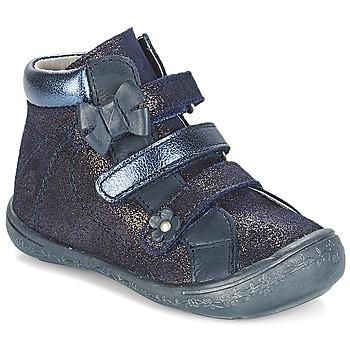 Παπούτσια Κορίτσι Μπότες Citrouille et Compagnie JODIL Μπλέ