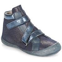 Παπούτσια Κορίτσι Μπότες Citrouille et Compagnie HISSOU Μπλέ