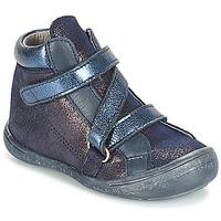 Παπούτσια Κορίτσι Μπότες Citrouille et Compagnie JISSOU Μπλέ