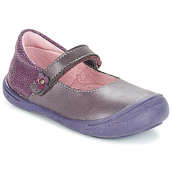 e53b5a984f8 Παπούτσια Κορίτσι Μπαλαρίνες Citrouille et Compagnie JITSONBU Violet