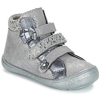 Παπούτσια Κορίτσι Μπότες Citrouille et Compagnie JODIL Grey