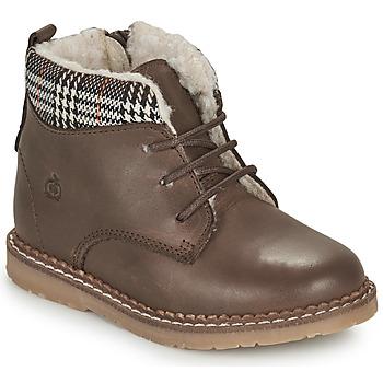 Παπούτσια Αγόρι Μπότες Citrouille et Compagnie JAMBOUT Brown