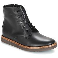 Παπούτσια Παιδί Μπότες Citrouille et Compagnie JENKI Black