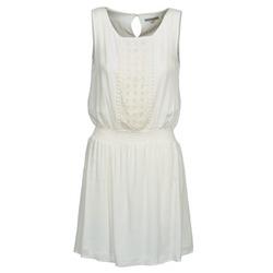 Υφασμάτινα Γυναίκα Κοντά Φορέματα Best Mountain ROBALA άσπρο