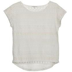 Υφασμάτινα Γυναίκα T-shirt με κοντά μανίκια Best Mountain SOLI άσπρο