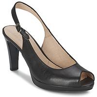 Παπούτσια Γυναίκα Σανδάλια / Πέδιλα Hispanitas ENELDO Black