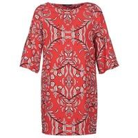 Υφασμάτινα Γυναίκα Κοντά Φορέματα Vero Moda VMGYANA Red
