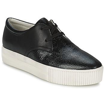 Παπούτσια Γυναίκα Χαμηλά Sneakers Ash KEANU Black