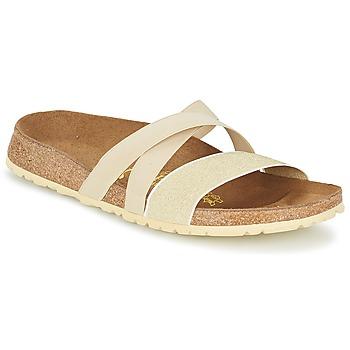 Παπούτσια Γυναίκα Σανδάλια / Πέδιλα Papillio COSMA Beige / Dore