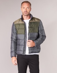 Υφασμάτινα Άνδρας Μπουφάν Emporio Armani EA7 MOUNTAIN M MEDIUM TRITONAL JACKET Black / Kaki