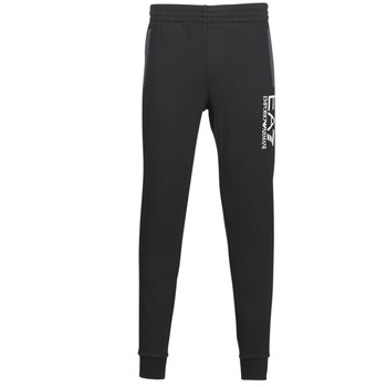 Υφασμάτινα Άνδρας Φόρμες Emporio Armani EA7 TRAIN TRITONAL M PANTS CH BR Black / Grey