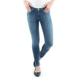 Υφασμάτινα Γυναίκα Skinny jeans Lee Scarlett Blue L526SVIX blue