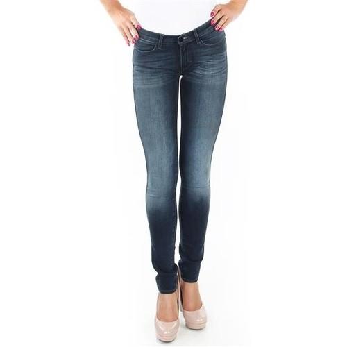 Υφασμάτινα Γυναίκα Skinny jeans Wrangler Spodnie  Corynn W25FU453J blue