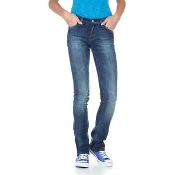 Υφασμάτινα Γυναίκα Skinny Τζιν  Lee Bonnie L302ALFR blue
