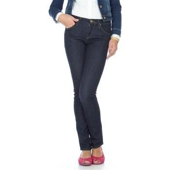 Υφασμάτινα Γυναίκα Skinny Τζιν  Lee Jade L331OGCX blue