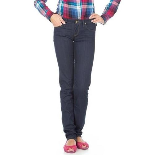 Υφασμάτινα Γυναίκα Skinny Τζιν  Lee Jeans  Lynn Straight  L333EYCU blue