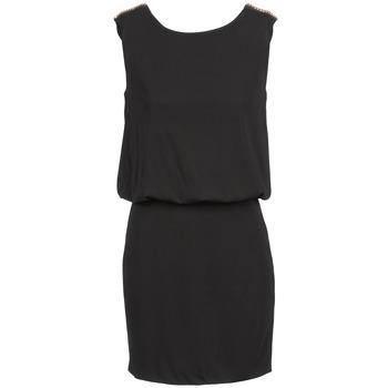 Υφασμάτινα Γυναίκα Κοντά Φορέματα Morgan ROUXE Black