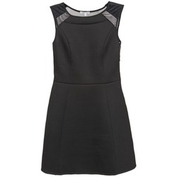 Υφασμάτινα Γυναίκα Κοντά Φορέματα Betty London BIJOU Black