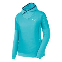 Υφασμάτινα Γυναίκα Fleece Salewa Bluza  Pedroc PTC Alpha W Hoody 26355 blue