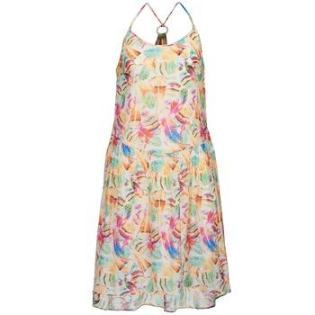 Υφασμάτινα Γυναίκα Κοντά Φορέματα See U Soon CAROLINE Multicolore
