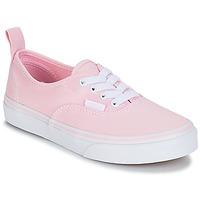 Παπούτσια Κορίτσι Χαμηλά Sneakers Vans UY AUTHENTIC Ροζ
