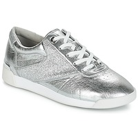 Παπούτσια Γυναίκα Χαμηλά Sneakers MICHAEL Michael Kors ADDIE LACE UP Silver