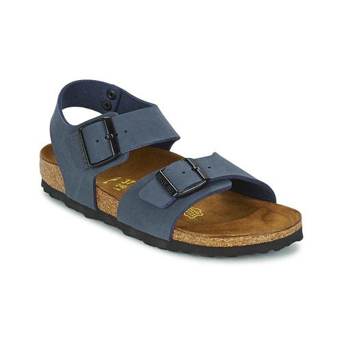 Παπούτσια Αγόρι Σανδάλια / Πέδιλα Birkenstock NEW YORK Marine