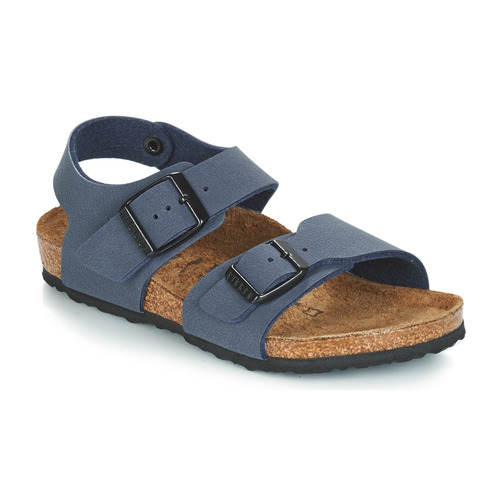 Παπούτσια Αγόρι Σανδάλια / Πέδιλα Birkenstock NEW YORK Μπλέ