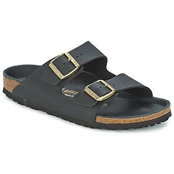 Παπούτσια Γυναίκα Τσόκαρα Birkenstock ARIZONA Black / DORE