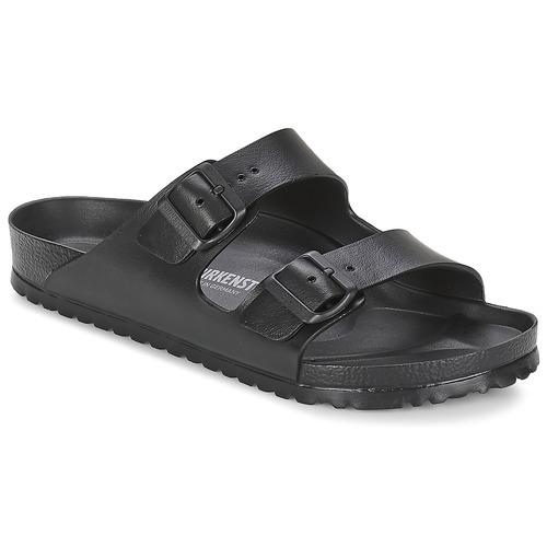 Παπούτσια Άνδρας Τσόκαρα Birkenstock ARIZONA EVA Black