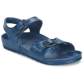 Παπούτσια Παιδί Σανδάλια / Πέδιλα Birkenstock RIO EVA MARINE