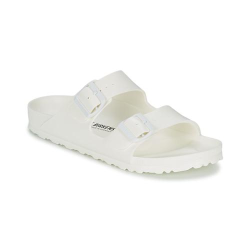 Παπούτσια Γυναίκα Τσόκαρα Birkenstock ARIZONA EVA Άσπρο