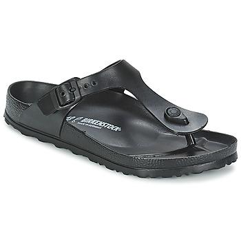 Παπούτσια Γυναίκα Σαγιονάρες Birkenstock GIZEH EVA Black
