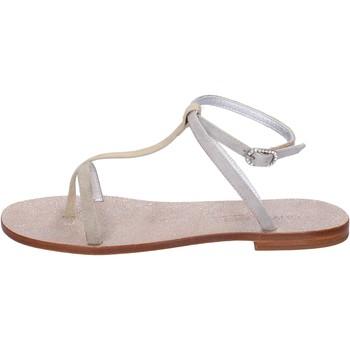 Παπούτσια Γυναίκα Σανδάλια / Πέδιλα Eddy Daniele AW296 Μπεζ