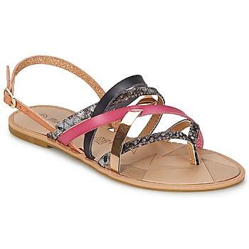 Παπούτσια Γυναίκα Σανδάλια / Πέδιλα Moony Mood MADIROVILA FUCHSIA